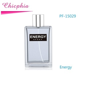 Chicphia Men Perfume Fragrance Bottle Concentrated Fragrance Oils