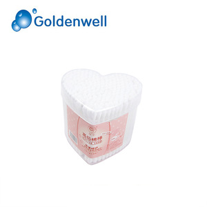Disposable Medical Wood Stick Cotton Swab, cotton ear buds