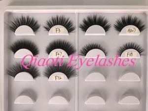 c3328053383 Factory price handmade soft 3D silk false eyelashes, Faux mink lashes