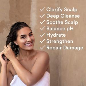 Free sample apple cider vinegar hair care shampoo natural hair shampoo