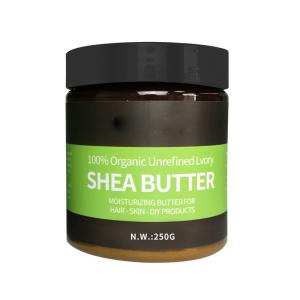 Good quality skin care vanilla honey private label body butter
