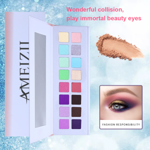 Makeup Pallette Private Label Eyeshadow Palette 16 Color Sombras Para Ojos Oogschaduw Palette Blush And Eye Shadow Private Label