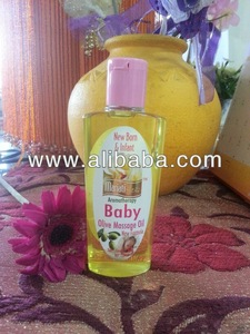 MARIATI BABY OLIVE MASSAGE OIL 120ML