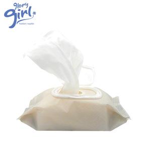 Personal Care Customized Hand Sanitizing  Adult Flushable Wet Wipe