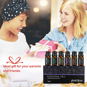 Private Label Pure Natural Aromatherapy Essential Oil Gift Set