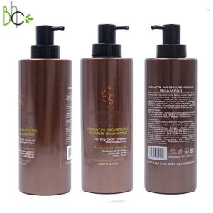 professional hair care product Keratin Moisture repair Shampoo