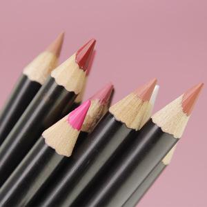 unbranded lip liner pencil waterproof wholesale vegan matte eye lip liner private label