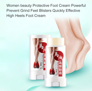 Women beauty Protective Foot Cream skin care Powerful Prevent Grind Feet Blisters Quickly Effective High Heels Foot Cream