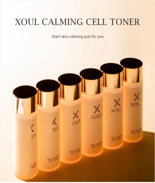 XOUL Calming Cell Toner - Human Stem Cell Conditioned Media