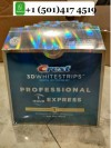 New Crest 3D Professional 1 Hour Express Whitestrips New
