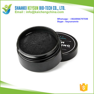 2018 OEM activated charcoal teeth whitening powder for oral care hygiene