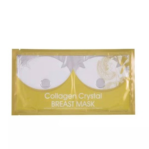 24k Gold Collagen Natural Breast Firming Mask