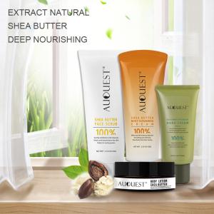 Custom Korean Organic Luxury Beauty Professional Daily Cosmetic Whitening Set Shea Butter Atomy Skin Care Set