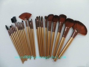 Customized Best Quality Synthetic Hair Makeup Brush Set