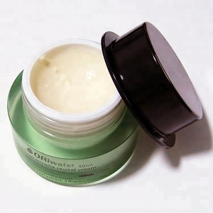 Customized Package korean under eye serum moisturizer cream for anti-aging and firming