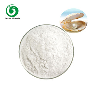 Factory Supply Cosmetic Food Grade Pure Pearl Powder Price
