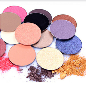 Free samples cosmetics makeup eye shadow no logo eyeshadow