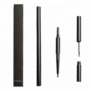 Hot Selling 3 in 1 Brow Pen Wholesale Cosmetics Private Label Auto Eyebrow Pencil