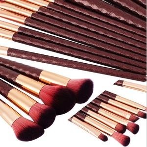 087ea32b New Fashion Wholesale Fluorescent Handle Makeup Brush Diamond Brush Beauty  Tool 12 Makeup Brush