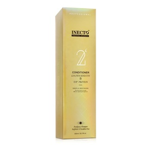 Private label INECTO hair conditioner bio hair care product 850ml