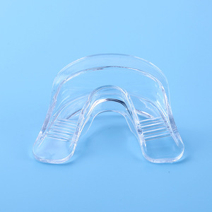 Professional Duplex soft Teeth Whitening Mouth Tray