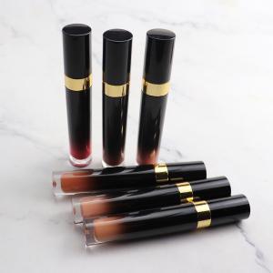 Vegan matte liquid lipstick private label makeup nude lipsticks OEM