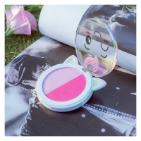 Wholesale Cosmetics Shinning Highlighter 2 Colors Blusher Private Label Colorful Palette