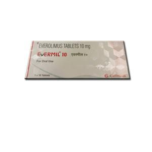 Cancer Medicine: Buy Evermil 10mg Tablet Online At Low Price In India