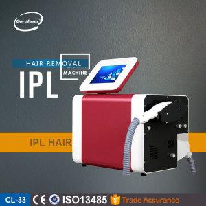 2021 CORELASER Home use SHR Elight IPL hair removal machine