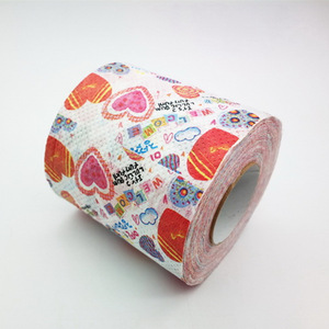 customized high-end toilet paper for hotel,bathroom tissue paper roll