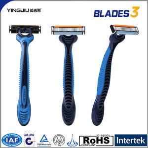 Disposable razor production line mens shaving blades with blister card disposable hotel razor