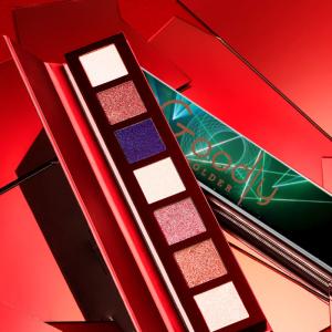 High Pigment 7 Colors eyeshadow Custom Glitter Eyeshadow Palette