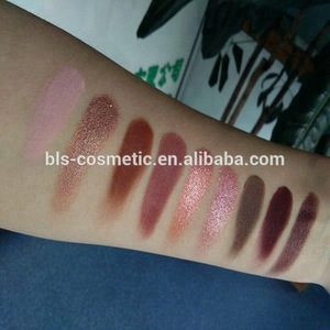 NEW Arrival!! Gorgeous Queen Eyeshadow Eyes Shadow with Cardboard Palette Private Label