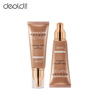 repair primer makeup use waterproof and lasting liquid foundation