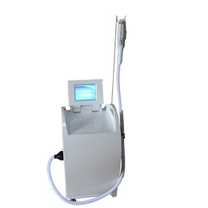 Skin whiten and tighten Skin rejuvenation Hair removal SHR IPL machine