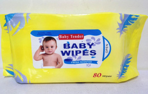 super-care soft wet cheap baby wipes