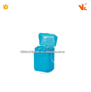 V-GF20 Wholesale Square Shape Plastic Personalized Abrasive Dental Floss Holder