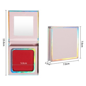 Wholesale waterproof long lasting blush makeup high pigment blush palette private label make your own blush