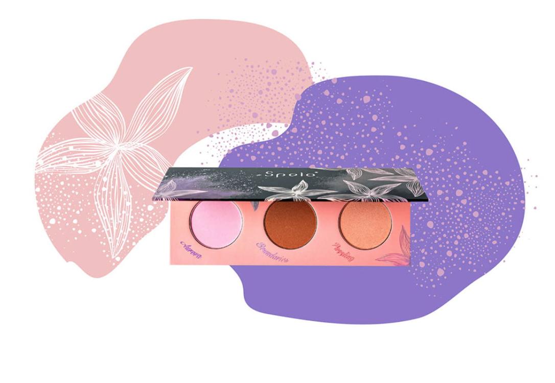 Speio Trip to Star All-in-one Blush Palette
