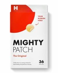Mighty Patch Original - Hydrocolloid Acne Pimple Patch Spot Treatment (36 count) for Face, Vegan, Cruelt
