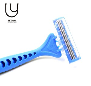 5 star 3 blades disposable safety razor for hotel hospital razor
