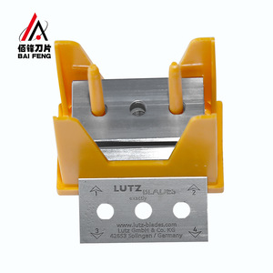 China Quality Three Hole To Fixed Shavers Razor Blades