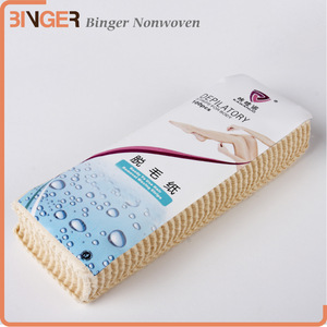 factory price! suitable for senstive skin colored colod wax strips/ready to use strips for hair removal