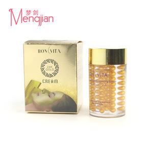 High quality and high sales 24K active gold nourishing cream, moisturizing repair cream 120ml,hydrating skin and enhance skin el