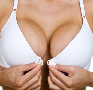 Breast massage sexy oil Oil Massage