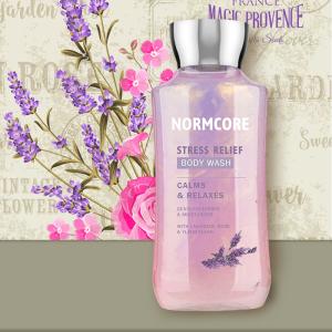 Hot Sale Wholesale OEM Luxury Private Label Shimmer Moisturizing Natural Lavender Bath Liquid Soap Body Wash Shower Gel