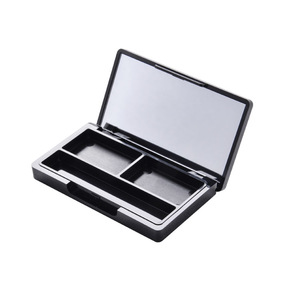 Make up OEM empty eye shadow compact case