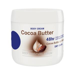 OEM/ODM private label cocoa body care cocoa butter cream