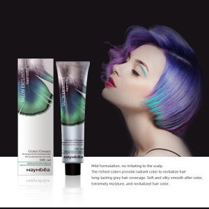 private label hair color best quality great price OEM / ODM temporary hair dye shampoo hair colorful cream