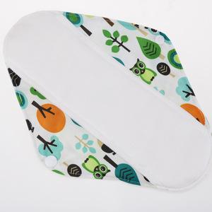 Reusable Sanitary Pads Washable Super Absorbent Feature Menstrual Pad Cloth Sanitary Postpartum Sanitary Napkin